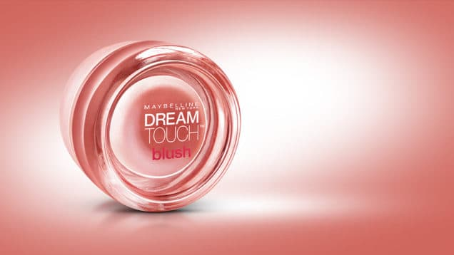 Dream Touch Blush Maybelline