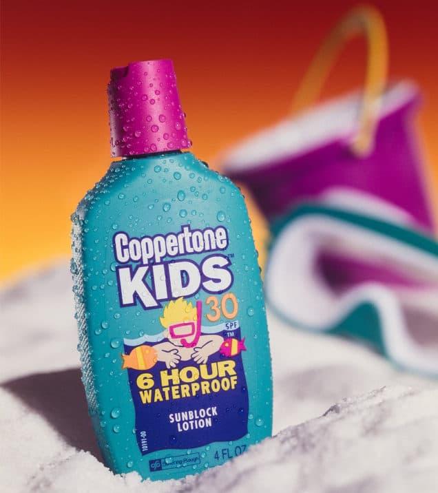 Coppertone Kids