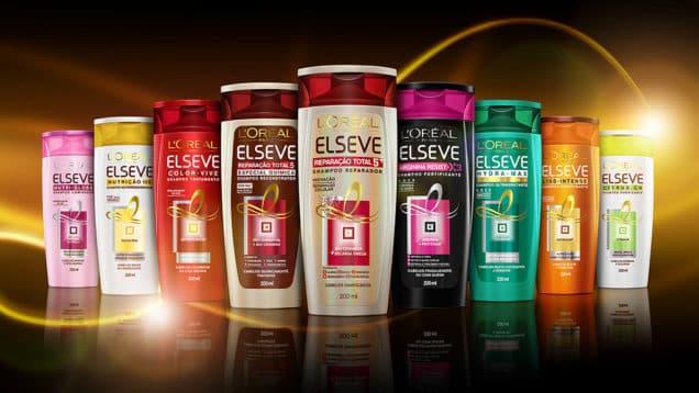 Elseve Shampoos L'Oreal