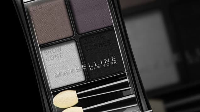 Expertwear Eye Shadow Quad Maybelline