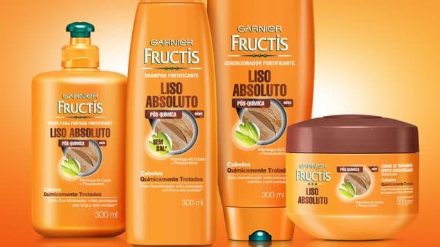 Garnier Fructis Liso Absoluto
