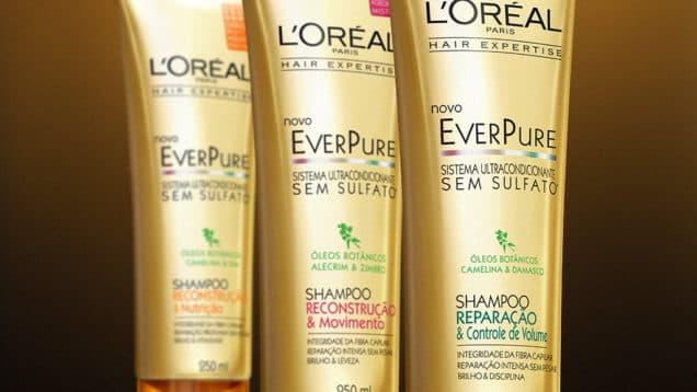 L'Oreal Everpure Shampoo/Condicionador