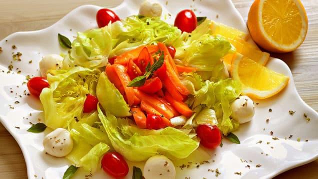 Salada Verde Zona Sul