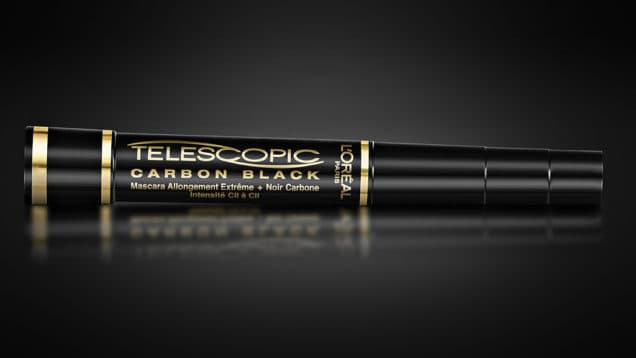 Telescopic Carbon Black L'Oreal