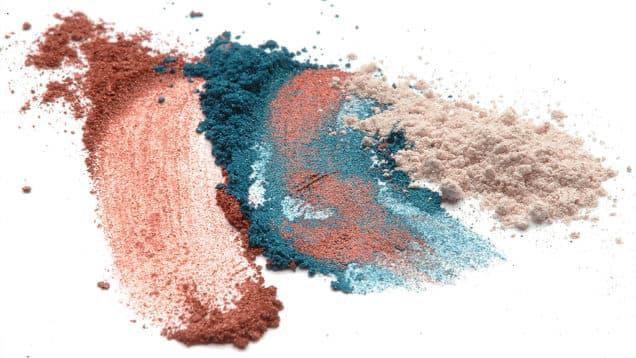 Texturas Maquiagem