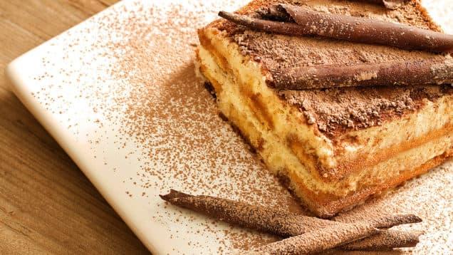 Tiramissu – Receitas Chef Zona Sul
